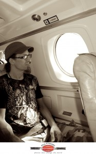 Paul on Flight to Pokora