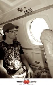 Paul on Flight to Pokora