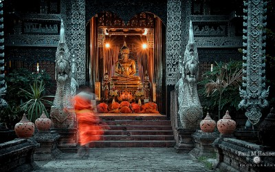 Of of my favorites shots from Chiang Mai