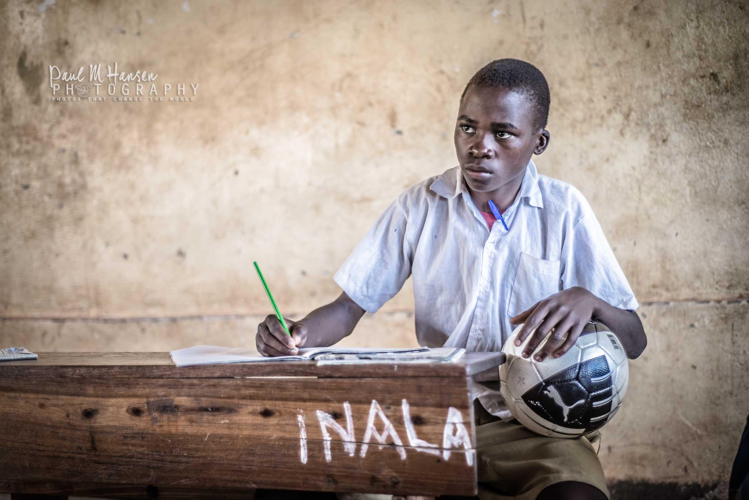 School Boy Tanzania